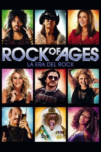 Poster of La Era del Rock