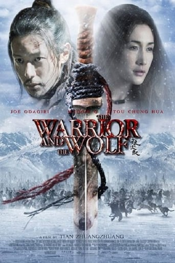Poster of The Warrior and the Wolf