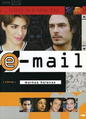 Poster of E_mail