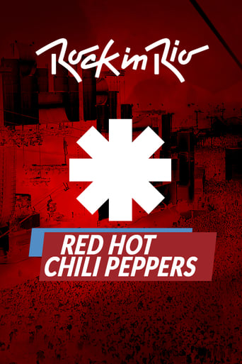 Red Hot Chili Peppers Rock in Rio 2017 - Poster