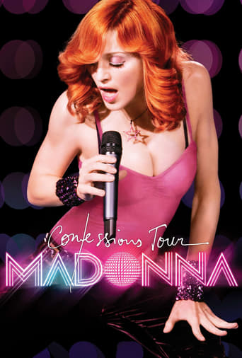 Poster of Madonna: Confessions Tour