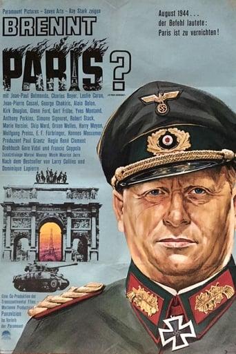 Brennt Paris?