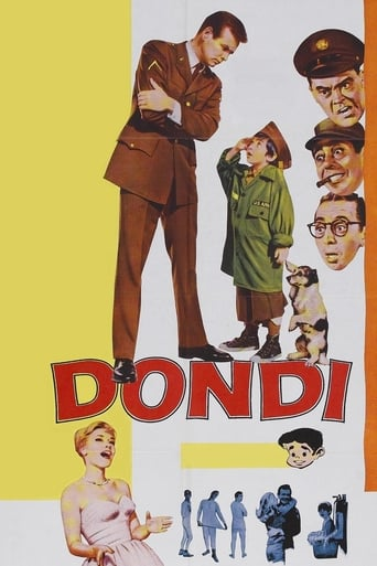Poster of Dondi