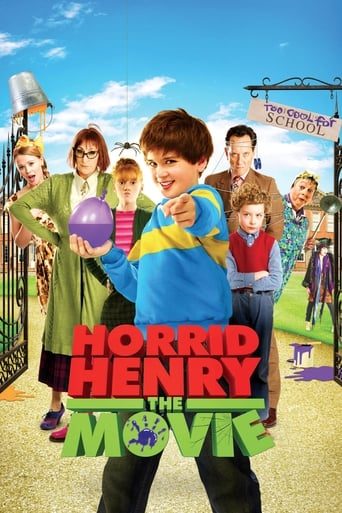 Poster of Horrid Henry: The Movie fragman