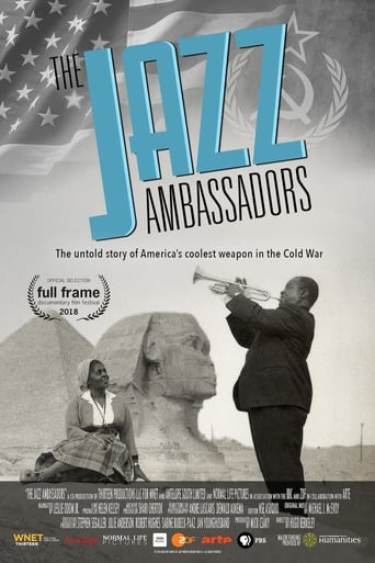 Poster of The Jazz Ambassadors