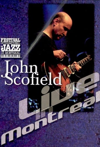 Poster of John Scofield: Live in Montreal