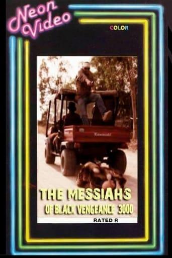 Poster of The Messiahs of Black Vengeance 3000