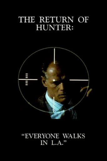 Poster of The Return of Hunter: Everyone Walks in L.A.
