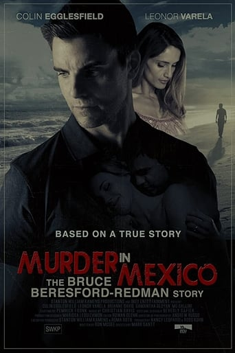 Poster of Murder In Mexico