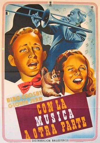 Poster of Con la música a otra parte