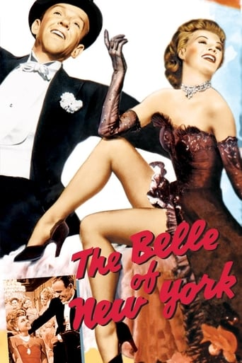 The Belle of New York Movie Poster