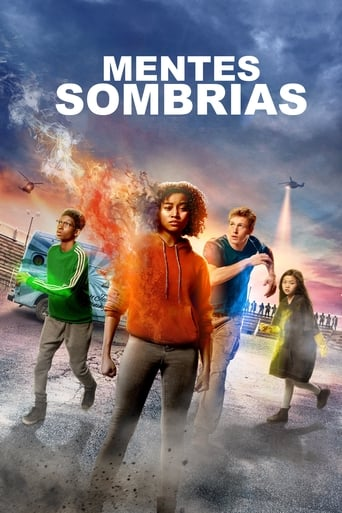 Poster of Mentes Sombrias