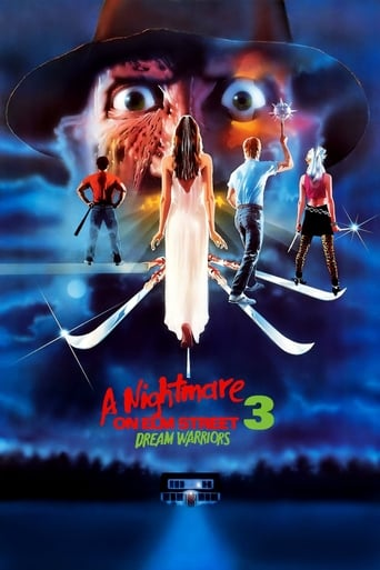 A Nightmare on Elm Street 3: Dream Warriors (1987) - poster