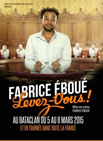 Poster of Fabrice Eboué - Levez-vous !
