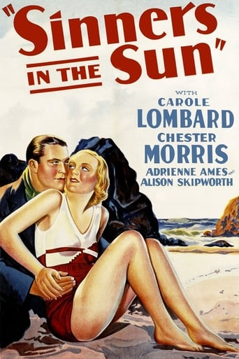 Poster of Sinners in the Sun