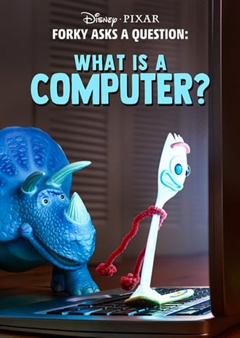 Poster of Forky Asks a Question: What Is a Computer?