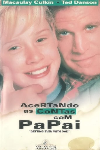 Acertando as Contas com Papai - Poster