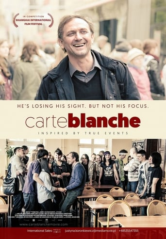 Poster of Carte Blanche
