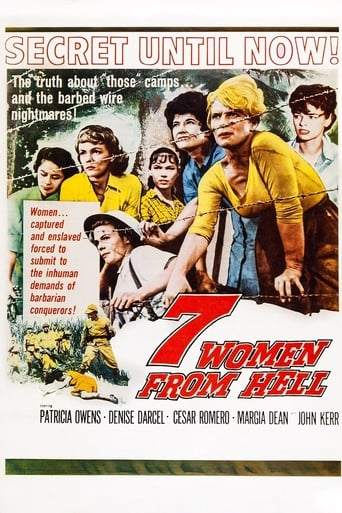 Poster of Seven Women from Hell