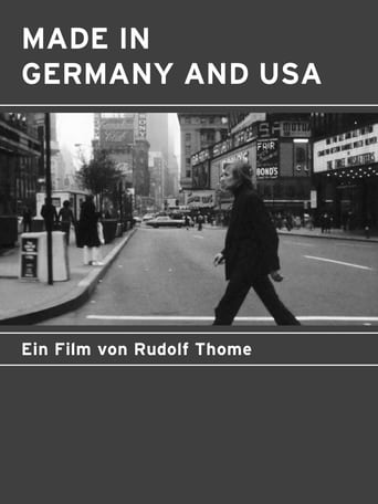Watch Made in Germany and USA Free Online Solarmovies