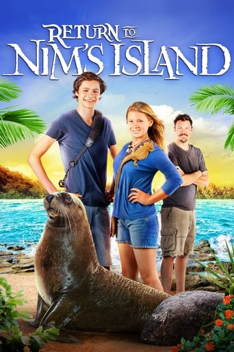Poster of Return to Nim's Island