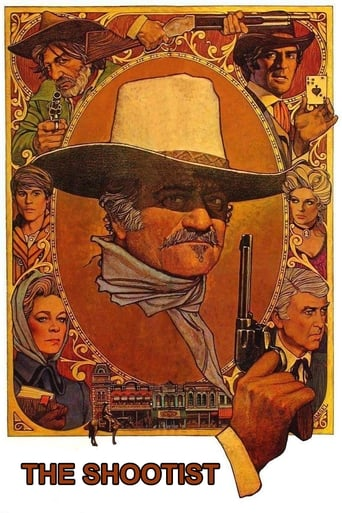 Poster of The Shootist