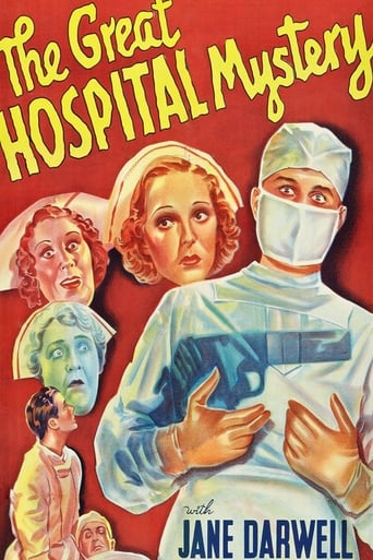 Poster of The Great Hospital Mystery