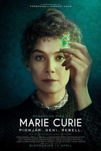 Marie Curie: Pionjär, geni, rebell