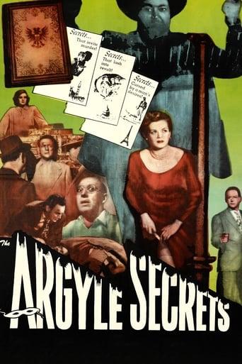 Poster of The Argyle Secrets