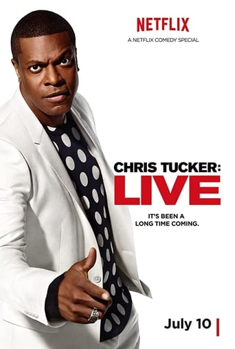 Poster of Chris Tucker Live