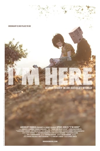 Poster of I'm Here