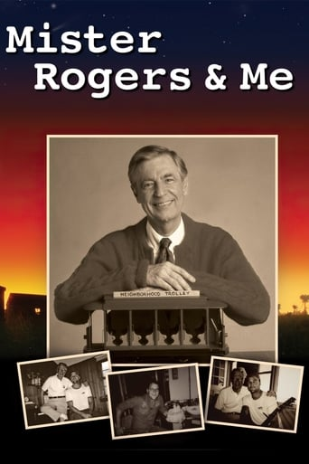 Poster of Mister Rogers & Me