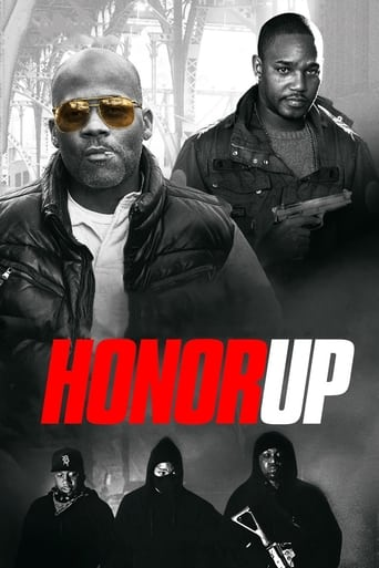 Poster Honor Up