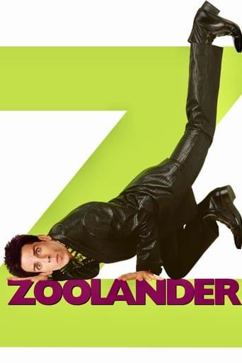 Poster of Zoolander