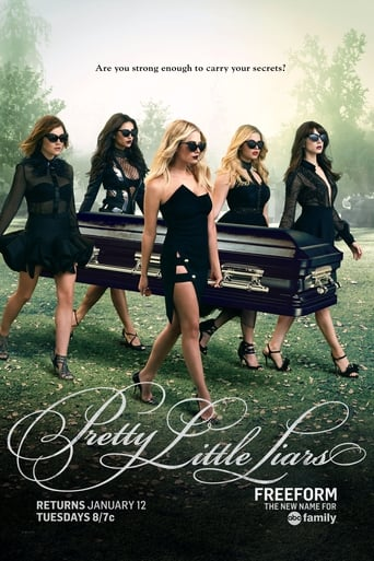 Pretty Little Liars Poster