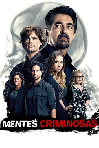 Poster of Mentes Criminosas