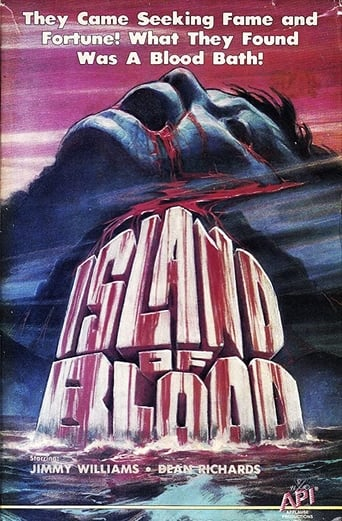Poster of Island of Blood