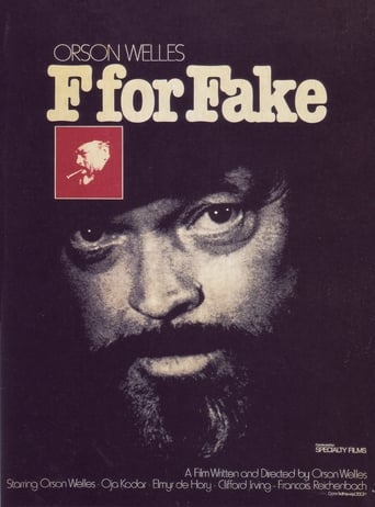 F for Fake (1973) - poster