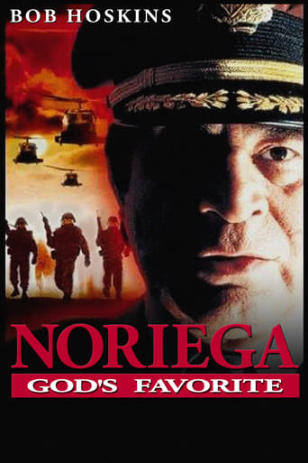 Poster of Noriega: God's Favorite