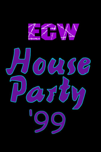 Poster of ECW House Party 1999