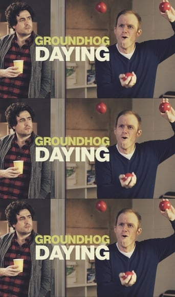 Poster of Groundhog Daying