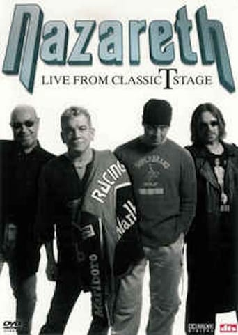 Ver Nazareth - Live from Classic T Stage pelicula online