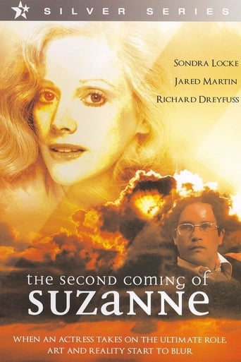 Poster of The Second Coming of Suzanne