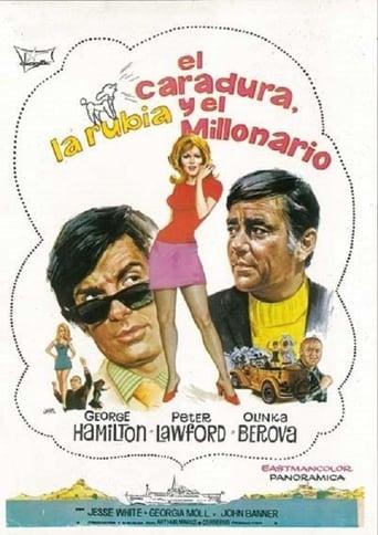 Poster of El caradura, la rubia y el millonario
