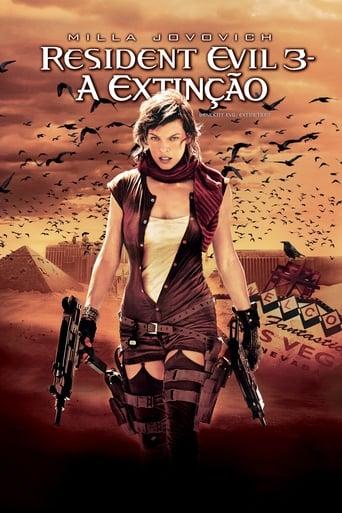 Resident Evil 3: A Extinção - Poster
