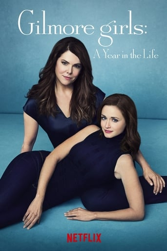 Poster of Gilmore Girls: A Year in the Life