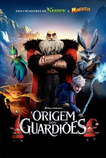 A Origem dos Guardiões - Poster