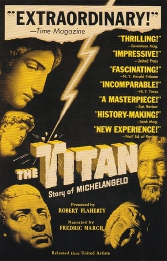 Poster of The Titan: Story of Michelangelo
