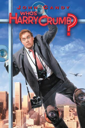 Poster of ¿Quién es Harry Crumb?