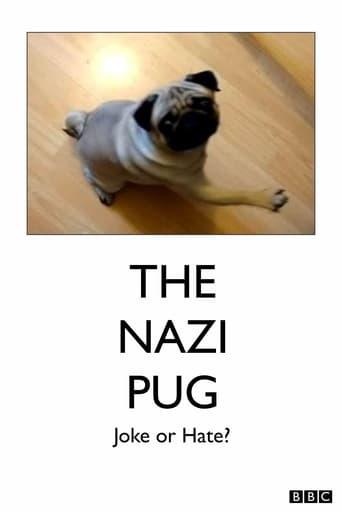 Poster of The Nazi Pug: Joke or Hate?